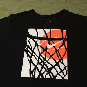 THE NIKE TEE DRI-FIT BEAUTIFUL TOP EXCELLENT